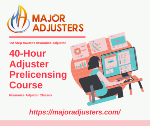 40-Hour-Adjuster-Prelicensing-Course